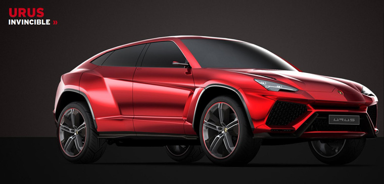 Lamborghini/兰博基尼1