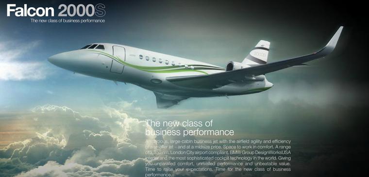 Dassault Falcon2