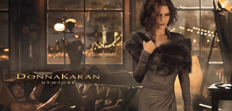 唐娜·凯伦 (Donna Karan)超模性感大片