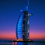 奢侈迪拜的轻奢之旅地图