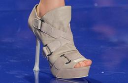 Vera Wang Cut-out鞋靴