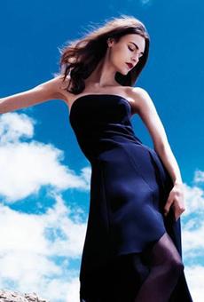 Dior海洋活力清新大片