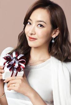 韩国女星早春彩妆
