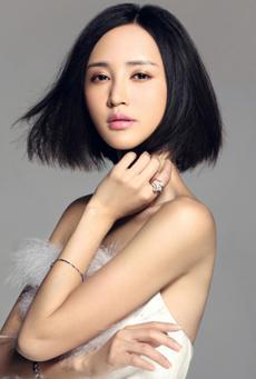 张歆艺诠释美妆时代