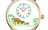 细数名品腕表的中国动物