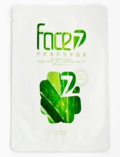 Face7芦荟凝胶舒敏面膜