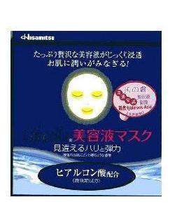活之肤Lifecella玻尿酸水嫩保湿面膜(玻尿酸保湿美容液面膜)