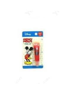 迪士尼米奇防晒唇蜜SPF15 枚红色