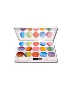 雅丽莎彩妆盒(36色眼影)