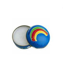 爱葛莎经典护唇膏 四色彩虹-热带水果口味