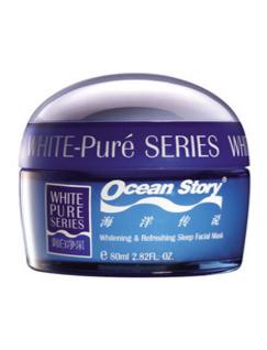 海洋传说Ocean Story润白新生睡眠面膜