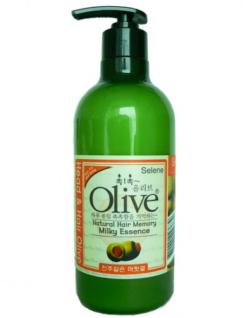 美丽果橄榄特效牛奶护发精华