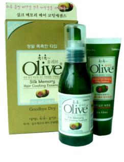 美丽果橄榄精华特效发膜