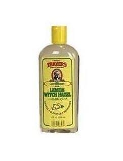 金缕梅柠檬爽肤水