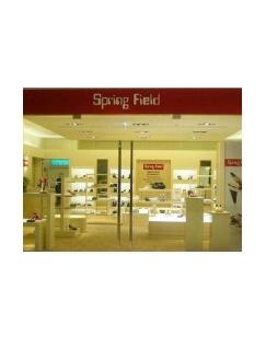 Spring Field绿色高水分肤色日霜