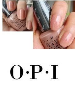 OPI指甲油(密西西比湖自然高雅肤色).