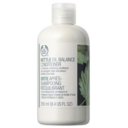 美体小铺荨麻平衡油脂护发素
