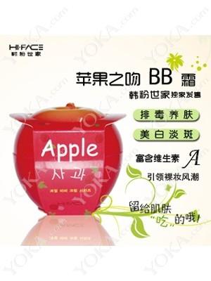 韩粉世家苹果之吻甜心BB霜