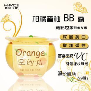 韩粉世家柑橘蜜柚BB霜