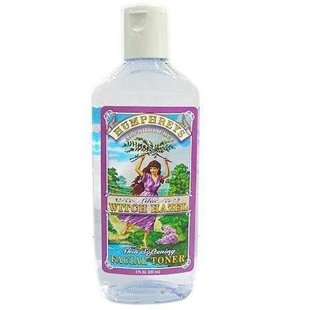 女人我最大推荐美国老牌Humphreys紫丁香柔润美白爽肤水