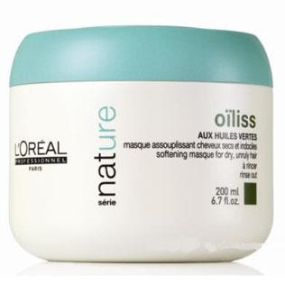欧莱雅专业美发植萃洗护系列修复发膜