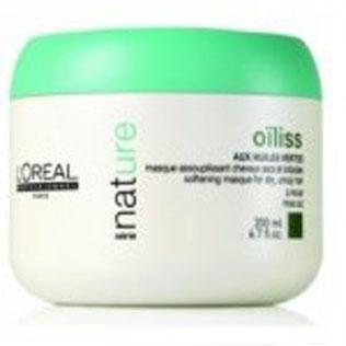 欧莱雅专业美发天然洗护系列抗毛燥发膜