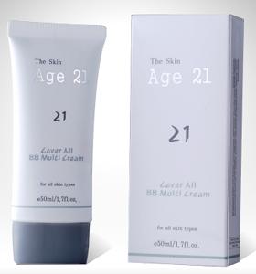 米思杜Age 21 BB Cream保养隔离霜