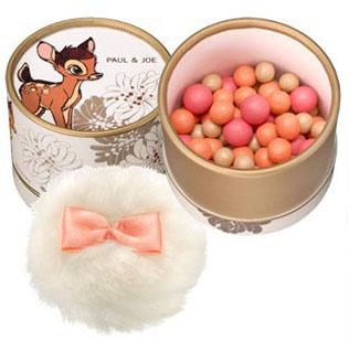 Paul Joe彩妆限量Disney小鹿斑比修容蜜粉