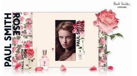 保罗史密斯Rose玫瑰之约香水