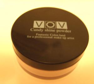 VOV方盒清盈紫色散粉