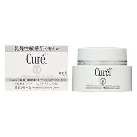 Curel浸润美白面霜