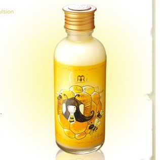 里美蜂蜜保湿营养乳液