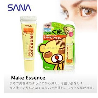 珊娜黑眼圈熊猫-专用保湿修饰遮瑕乳