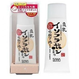 珊娜SANA豆乳UV滋润型化妆粉底液