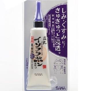 珊娜SANA豆乳极白系列药用美白保湿美容液