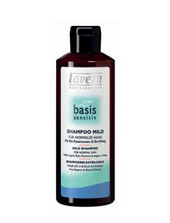 拉薇基础护理有机温和洗发水