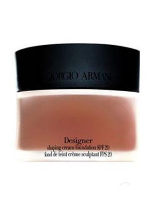 乔治阿玛尼造型乳妆粉底
