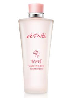 东洋之花玫瑰晶白水感美肌水