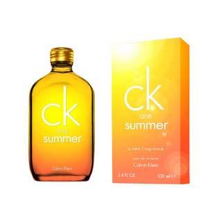 卡尔文克莱恩CK one summer 2010夏日限量版香水