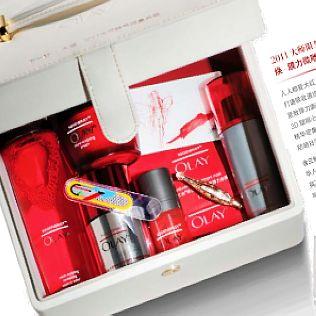 玉兰油2012新年限量跨界典藏礼盒(夜.3D纤眸焕颜典藏)