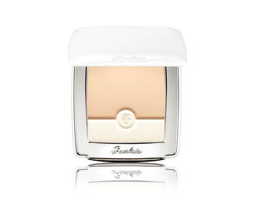 法国娇兰珍珠肌透白双色粉饼