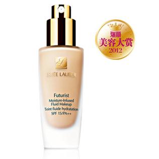 雅诗兰黛水凝润颜粉底液SPF15/PA++ Futurist Moisture-infused fluid Makeup SPF15/PA++