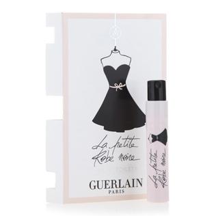 Guerlain娇兰 EDT小黑裙女士试管香水