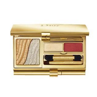 迪奥Dior圣诞彩妆华金魅夜限量彩妆盘
