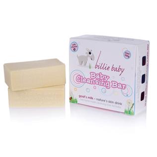 比利山羊奶婴儿手工皂