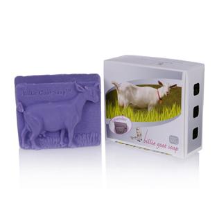 比利山羊奶薰衣草手工皂