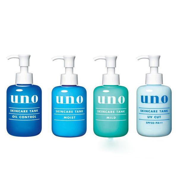 吾诺 (UNO) 2014全效肌能保养系列男士护肤品