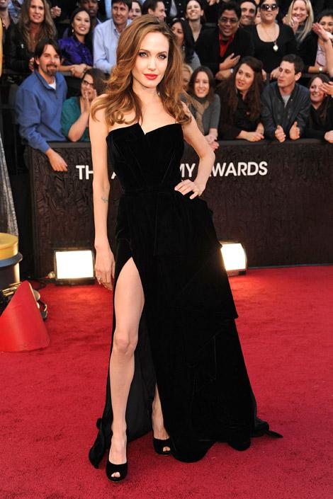 Oscar2012年最佳衣着女星