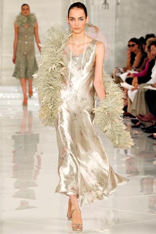 20年代复古风潮 疯狂席卷时装周
