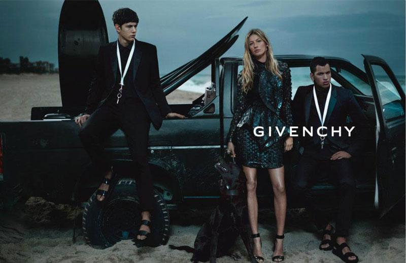 Givenchy 2012春夏系列广告大片